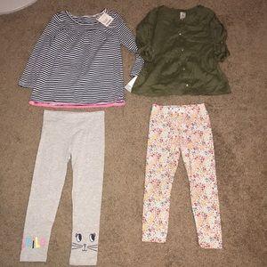 Carter's Outfit Bundle